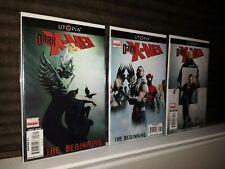 DARK X-MEN THE BEGINNING #1-3 (2009) UTOPIA X FULL COMPLETE! CLOAK & DAGGER!