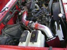 BCP RED 98-01 Ford Ranger Mazda B2500 2.5L L4 Short Ram Air Intake + Filter