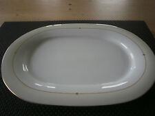 Platte oval 36 cm Jade Tampere 3642 Königl.Tettau Porzellan Service Neu