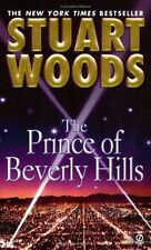 The Prince of Beverly Hills: Rick Barron #1 - Stuart Woods PB GC Sexy Thriller