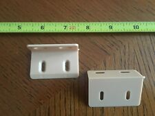 New listing 1 x Drawer Front Mounting Bracket, H-0534, Usps tracking #