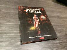 HOLOCAUSTO CANIBAL DVD RUGGERO DEODATO EDICION ESPECIAL 2 DISCOS