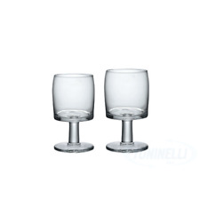 ASTORIA PLATEU Calici Acqua in vetro 24,2 cl. X 12 PZ. Bormioli Rocco