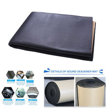 Car Foam Flat Panel Studio Soundproofing Wall Panel Sound Control Mat Waterproof (Fits: More than one vehicle)
