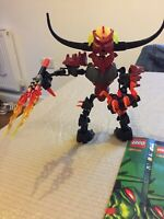 LEGO Hero Factory & Bionicle Bundle 3 Models I Think ,,INCOMPLETE! ,,Parts only!