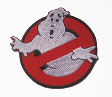 """Ghostbusters embroidered badge Patch 7x8 cm  2.75""""x3"""" B"""