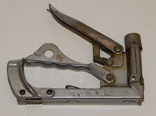 Vintage HANSEN T-3 TACKER STAPLER Working Made in Chicago