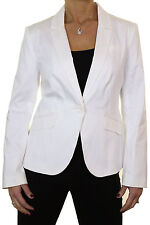 Patternless Blazer Single Breasted Coats & Jackets for Women