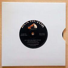 "Los Iracundos – Puerto Montt / Ay! Que Dia Que Tengo 7"", 33 ⅓ RPM RCA"