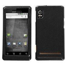 Design Crystal Hard Case for Motorola Droid 2 A955 - Carbon Fiber