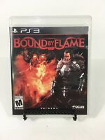 Bound by Flame for PlayStation 3 PS3 Fast Shipping