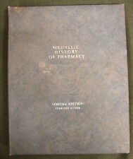 Medallic History of Pharmacy Medical Heritage Society Limited Edition
