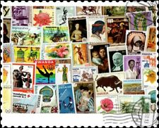 More details for rwanda : 200 different stamps collection