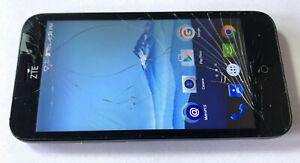 UNLOCKED Metro PCS ZTE Z833 Avid Trio Smart Phone / AT&T T-Mobile Cricket Simple