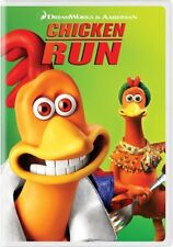Chicken Run (Dvd,2000) (mcad46196981d)