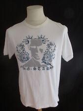 T-shirt G-Star Blanc Taille XL à - 56%