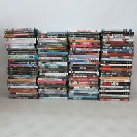 DVD Lot Bulk Wholesale 120 Movies And TV Series Action Adventure Comedy Genre 1