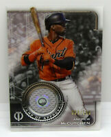 2019 Topps Tribute Stamp Of Approval 009/150 Andrew McCutchen Giants SOA-AM