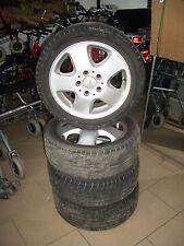 Mercedes Benz A-Klasse Alufelgen 1684010602 5,5Jx15H2 Dunlop 195/50R15 82H