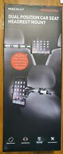 Brand New Car Headrest Mount Apple iPad Tablets iphone 360° Rotation Adjustable