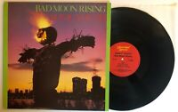 Sonic Youth - Bad Moon Rising - 1988 US Press (NM) Ultrasonic Clean