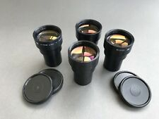 4 projection lens 16KP-1.2/50мм USSR fungus and micro dust inside