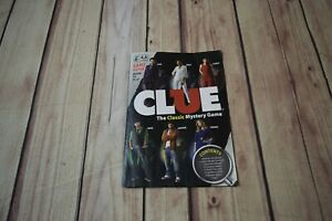 Clue Classic Board Game - Choose Your Replacement Pieces