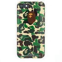 A Bathing Ape Bape Camo Soft Phone Case For iPhone X 6 6s 7 8 Plus - US Seller