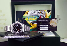 ROLEX - Mens 42mm Stainless Explorer II Black Index Dial - 216570 SANT BLANC