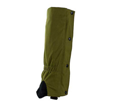 MOROKA 30 SNAKEBUSTER SNAKE-PROOF GAITERS REPTEX FABRIC - MADE IN AUSTRALIA