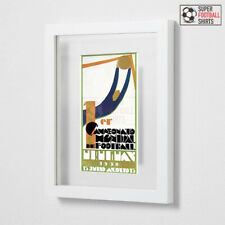 1930 Uruguay World Cup Poster