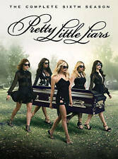 Pretty Little Liars: The Complete Sixth Season 6 (DVD, 2016, 5-Disc Set)
