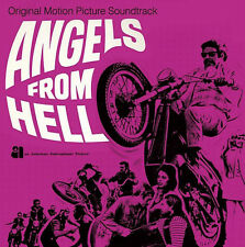 Angels From Hell OST CD Reel Time STU PHILLIPS PEANUT BUTTER CONSPIRACY