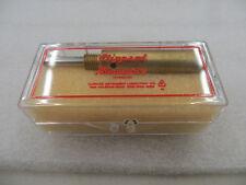 """Clippard 3Ss-1/2 Minimatics Brass Pneumatic Air Clylinder 3/8"""" Bore x 1/2"""" Strok"""