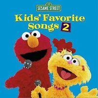 Kids Favorite Songs 2 by Sesame Street