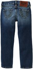 $150 NEW True Religion Jeans Big Kids Boys US 12 Herbie Phoenix Slim Fit Denims