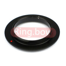 46mm Lens Macro Reverse Adapter Ring For Micro Four ThirdsCamera