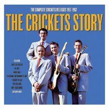 CRICKETS - THE CRICKETS STORY  2 CD NEW