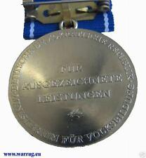 GDR German Gotthold Ephraim Lessin medal orden DDR NVA