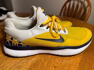 Nike Men's Michigan Free Trainer V7 (Week Zero) Size 14