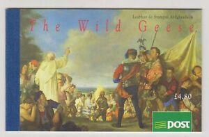 Irlande - 1995, The Wild Geese Livret - MNH