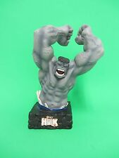 Grey Hulk Bust Statue ~ 1346/1963 ~ Sculpted by Howard Kalish ~ 2003 Marvel