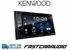 "Kenwood DDX4018DAB Doble Din Pantalla 6.2"" Bluetooth Radio DAB/DVD/CD/MP3"