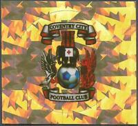 #107-COVENTRY CITY TEAM BADGE-REFRACTOR FOIL MERLIN 2000-FA PREMIER LEAGUE 2000
