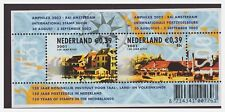Netherlands 2001 150 Year stamps Amphiles MNH S/S
