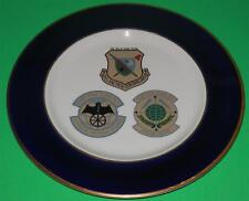 152nd TACTICAL COMMAND GROUP USAF NAT'L GUARD Syracuse China SERVICE PLATE