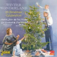 WINTER WONDERLAND: A CHRISTMAS CELEBRATION (D.HAYMES/ANDREW SISTERS/+) 2 CD NEUF