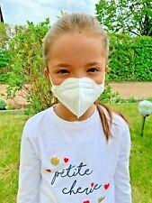 FFP2 KN95 oder Einweg Mundschutz 3-lagig Maske Schutzmaske auch für Kinder NEU
