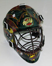 Minnesota Wild Franklin Sports Collectible Mini Goalie Mask - NIB