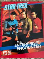 West End Wargame Star Trek  The Enterprise Encounter Box 100% complete